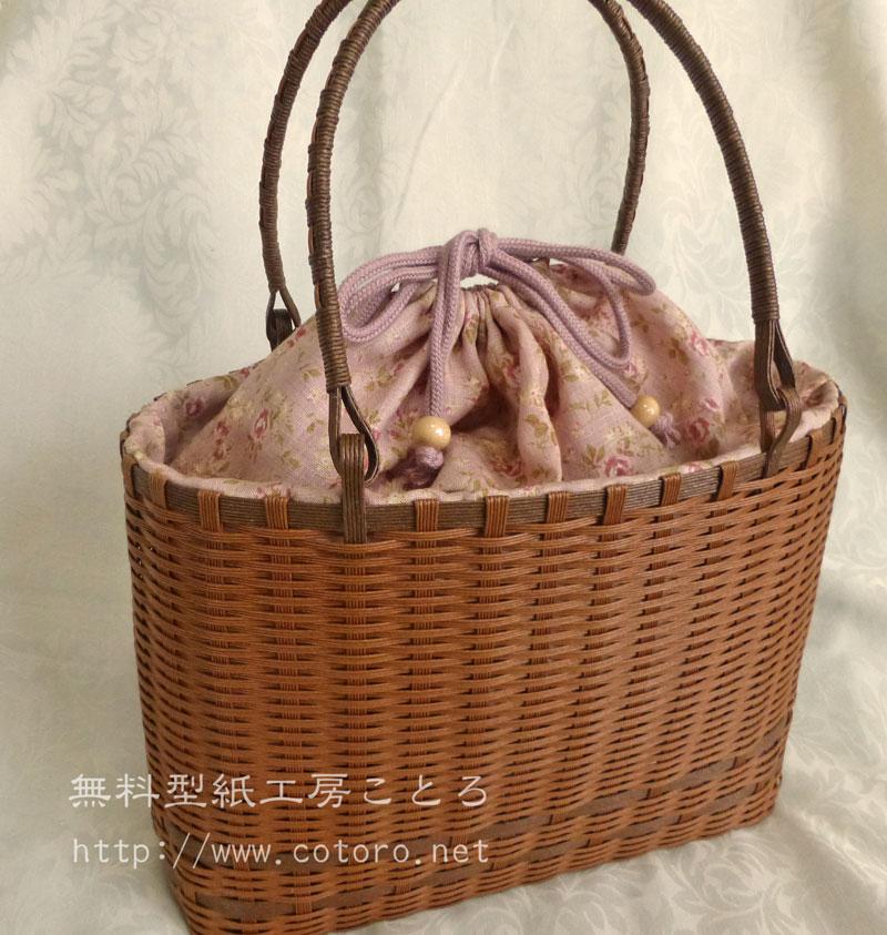 バッグ 作り方 巾着